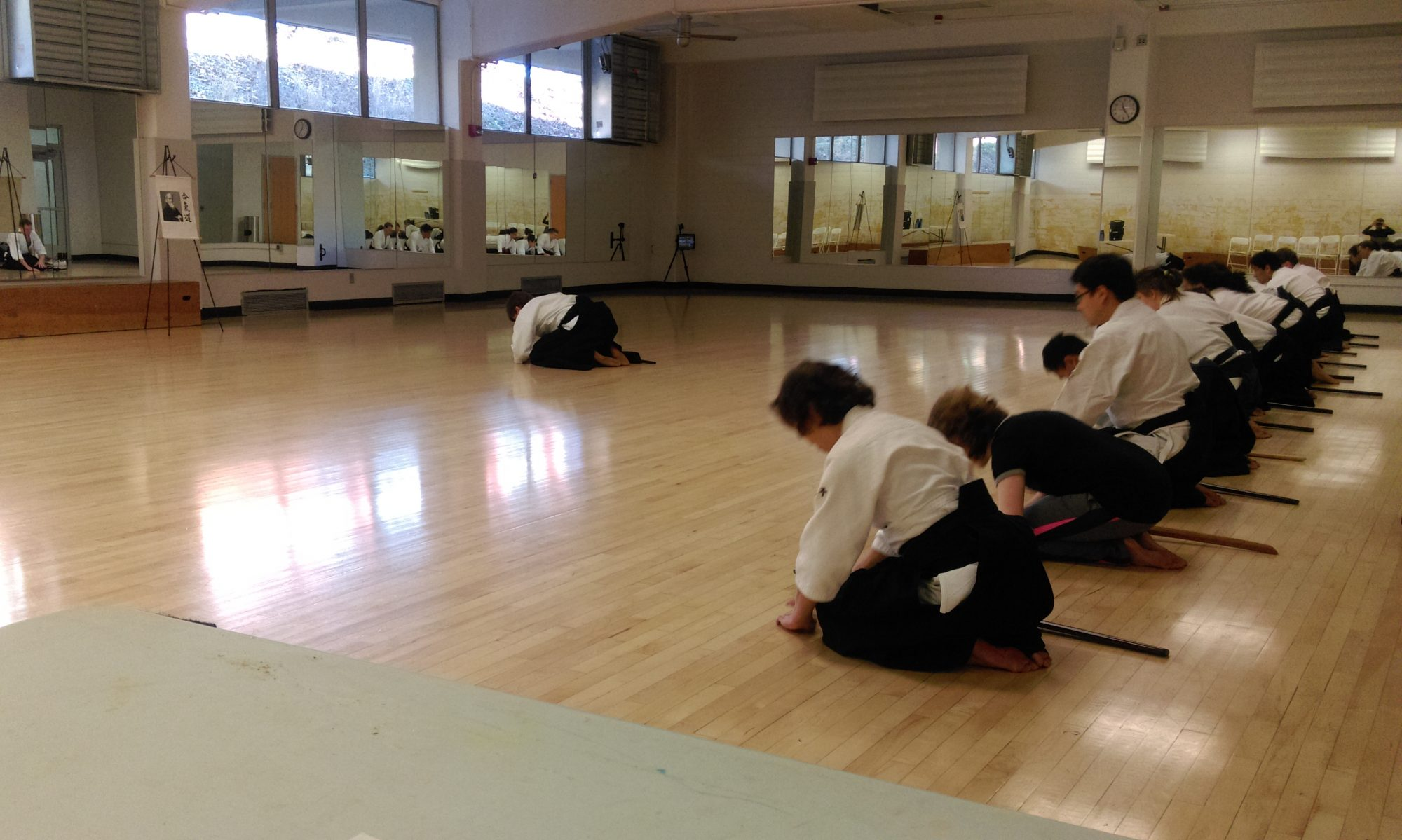 Aikido Club at NC State