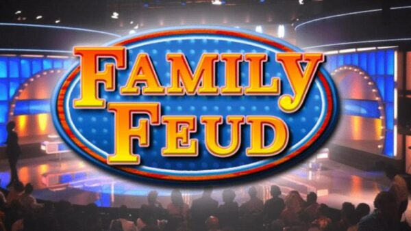 WOLF Family Feud Promotional Graphic