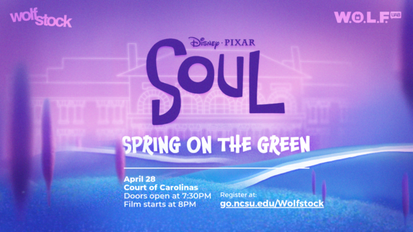 Promo for Spring on the Green 2021